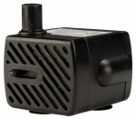 Geo Global Partners PF50 Fountain Pump, Submersible, 30-50-GPH At 1-Ft.