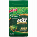 Scotts Lawns 44611A Green Max Lawn Food, 10,000-Sq. Ft. Coverage
