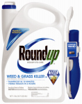 Scotts Ortho Roundup 5109010 Weed & Grass Killer, Comfort Spray Wand (Bonus Size) 1.1-Gal. RTU