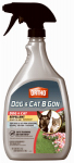 Scotts Ortho Roundup 0490210 Dog & Cat-B-Gon Repellent, 24-oz. Ready-to-Use