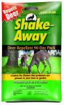 Shake-Away 9003105 Deer Repellent, 90-Day Pack