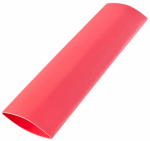 Gardner Bender HST-500R Heat Shrink Tubing, 1/2-In. - 1/4-In., Red, 3-In.; 3/Clam, 5 Clams/Master