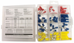 Gardner Bender TK-806 Electrical Terminal Connector Kit, 100-Pc.