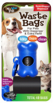 Flp 8812 40CT Bow Wow Waste Bag