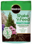 Scotts Miracle Gro 3002410 Shake 'N Feed Flowering Tree & Shrub Plant Food, 8-Lbs., 240-Sq. Ft. Coverage