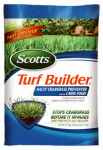 Scotts Lawns 3216 Super Turf Builder with Halts Crabgrass Preventer, 33-0-5, 15,000-Sq. Ft. Coverage
