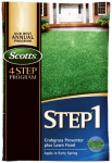 Scotts Lawns 33160 Lawn Pro Step 1 Lawn Fertilizer + Crabgrass Preventer, Covers 15,000 Sq. Ft.