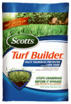 Scotts Lawns 32367F Turf Builder with Halts Crabgrass Preventer with Lawn Fertilizer, 30-0-4, Covers 5,000-Sq. Ft.