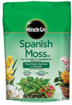 Scotts Growing Media 77774300 Spanish Moss for Orchids & Houseplants, 4-Qts.