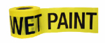 "Hanson C H 16101 ""Wet Paint"" Tape, Bright Yellow, 3-In. x 300-Ft."