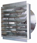 Ventamatic IF24 Barn Exhaust Fan, 24-In.