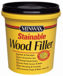 Minwax The 42853000 Latex Wood Filler, Stainable, 1-Lb.
