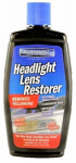 Blue Magic 725-06 Headlight Lens Restorer, 8-oz.