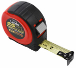 Apex Tool Group XL8525D Engineer's Power-Return Tape Measure, 10-Ft. Stand-Out, 1-3/16-In. x 25-Ft.