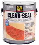 Rust-Oleum 607001 Concrete Protective Sealer, Gloss, 1-Gal.