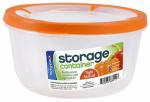 Flp 8012 65OZ Round Plastic Container