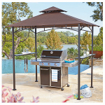 Sunjoy Group Intl Pte L-GZ238PST-11F Grill Gazebo, 96 x 60-In.