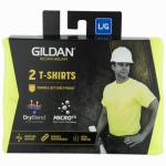 Gildan Usa 1031181 2PK XL GRN S/S T Shirt