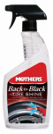 Mothers Polish 06924 Back To Black Tire Cleaner, 24-oz.
