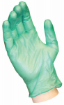 Big Time Products 13703-300 Disposable Vinyl Gloves, Latex & Powder Free, Large, 300-Ct.