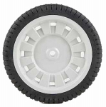 Arnold 490-322-0011 8x1.75Plas Offset Wheel