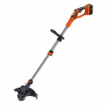 Black & Decker LST136 Cordless Grass String Trimmer, 40-Volt Lithium-Ion Battery
