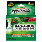 Spectrum Brands Pet Home & Garden HG-56903 Bag-A-Bug Japanese Beetle Replacement Bags, 6-Ct.