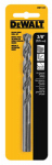 Dewalt Accessories DW1124 3/8-In. Black Oxide Drill Bit