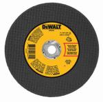 Dewalt Accessories DWA3501 Arbor Metal Abrasive Wheel, A24N, 7-In. x 1/8-In. x 5/8-In.