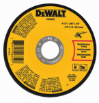Dewalt Accessories DWA8051 Metal Cut-Off Wheel, 4.5-In. x .045-In. x 7/8-In.