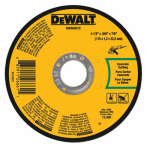 Dewalt Accessories DWA8051C Masonry Cut-Off Wheel, 4.5-In. x .045-In. x 7/8-In.