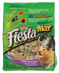 Kaytee Pet 100032294 Hamster/Gerbil Food, Fiesta Max, 2.5-Lbs.