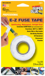 Super Glue Corp/Pacer Tech 15411-12 Silicone Tape, White, 1-In. x 10-Ft.