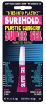 Surehold Div Barristo SH 304 Super Glue Plastic Surgery Gel, 3-Gram