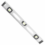 Hangzhou Great Star Indust 162987 I-Beam Aluminum Level, 24-In.