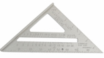 Hangzhou Great Star Indust 163000 Rafter Square, Aluminum, 7-In.