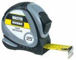 Hangzhou Great Star Indust 163006 Tape Measure, 1-In. Wide,  25-Ft. Long