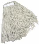 Quickie Mfg 0381 Cotton Wet Mop Refill, #24