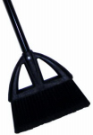 Quickie Mfg 734 Lobby Broom, Poly, 31-In.