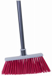 Quickie Mfg 7576ZQK Super Stiff Upright Pushbroom