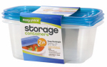 Flp 8069 2PK Rectangle Container