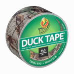 Shurtech Brands 241744 Duct Tape, Real Tree Camo Print, 1.88-In. x 10-Yds.