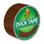 Shurtech Brands 1304965 All-Purpose Duct Tape, Brown, 1.88-In. x 20-Yd.
