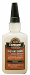 Franklin International 6211 Instant Bond Wood Adhesive, Medium Set, 2-oz.