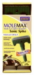 Bonide Products 61119 Molemax Sonic Spike, Solar-Powered