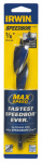 Irwin Industrial Tool 3041005 Speedbor Max Drill Bit, 7/8 x 6-In.