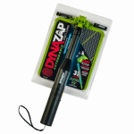 Dynamic Solutions Worldwide DZ30100 Insect Zapper, Battery-Operated, Extends Over 3-Ft.