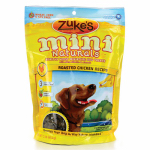 American Distribution & Mfg 33551 Mini Naturals Dog Treats, Chicken, 6-oz. Pouch