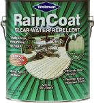 Zinsser & 1238-6 Rain-Coat Water Repellent With Clear Toner, 1-Gal.