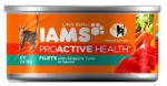 American Distribution & Mfg 04338 ProActive Health Cat Food, Filets With Tuna, 5.5-oz. Can